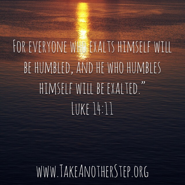 The blessings ofhumility